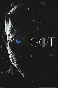 Game of Thrones - Night King - Poster - egoamo.co.za