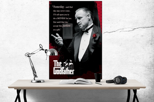 The Godfather - Someday Poster - egoamo.co.za
