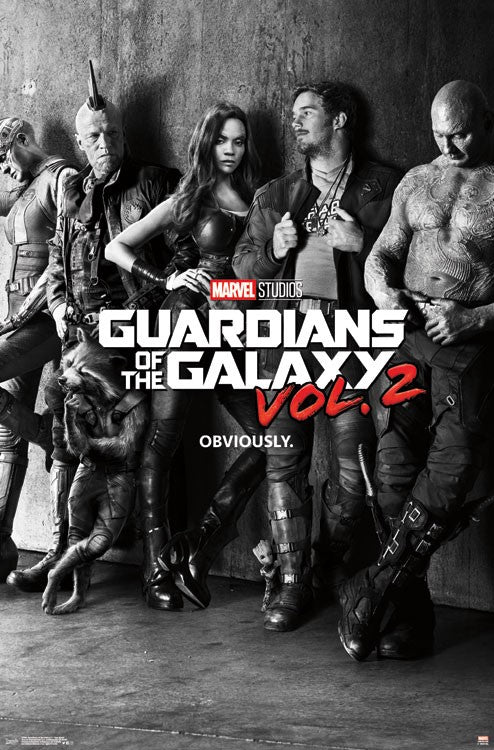Guardians of the Galaxy Vol 2 - Teaser - Poster - egoamo.co.za