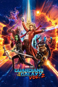 Guardians of the Galaxy Vol.2 Movie Poster egoamo.co.za Posters