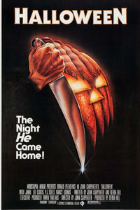 Halloween movie poster - egoamo posters