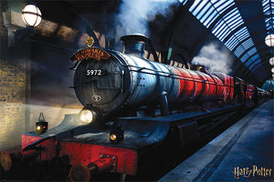 Harry Potter - Hogwarts Express - Poster - egoamo.co.za