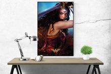 Wonder Woman Defend Poster - egoamo.co.za