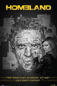 Homeland Poster - egoamo.co.za