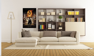 The Hunger Games - Collectible Movie Poster - egoamo.co.za