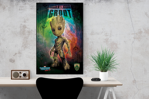 Guardians of the Galaxy Vol 2 - I am Groot Poster - egoamo.co.za