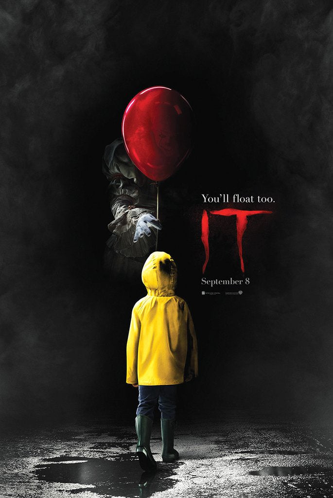 IT Movie Poster - egoamo.co.za