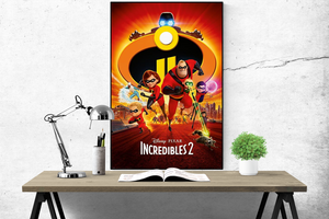 Disney's The Incredibles 2 - Poster - egoamo.co.za