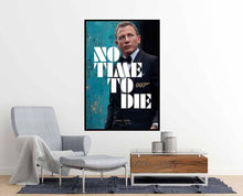 James Bond - No Time to Die Teaser Poster - egoamo.co.za