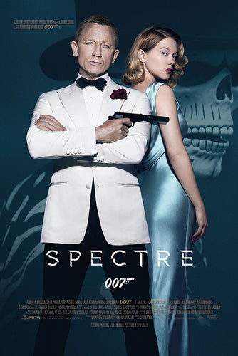 James Bond - Spectre Poster - egoamo.co.za