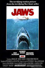 Jaws One Sheet Poster - egoamo.co.za