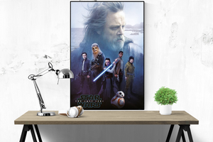 Star Wars - The Last Jedi - Poster - egoamo.co.za