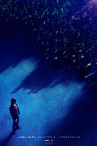 John Wick 3 Advance Poster - egoamo.co.za