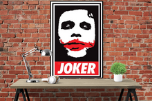 Dark Knight - Stylised Joker Poster - egoamo.co.za