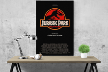 Jurassic Park Movie Poster - egoamo.co.za