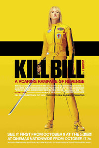 Kill Bill: Vol. 1 Poster - egoamo.co.za