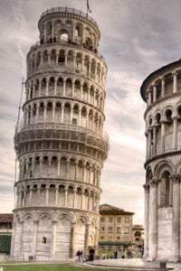 Leaning Tower of Pisa - Poster - egoamo.co.za