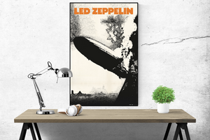 Led Zeppelin - One - Poster - egoamo.co.za