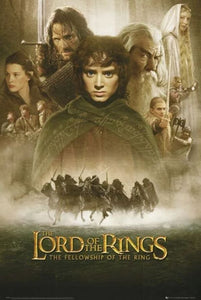 Lord of the Rings - The Fellowship of the Ring Poster - egoamo.co.za