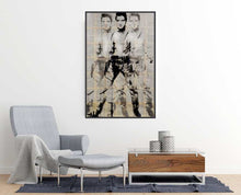 Loui Jover - Elvis after Andy Print - egoamo.co.za