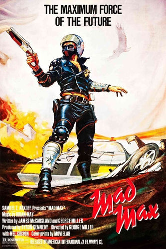 Mad Max Poster - egoamo.co.za