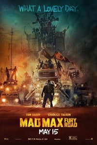 Mad Max Fury Road Poster - egoamo.co.za