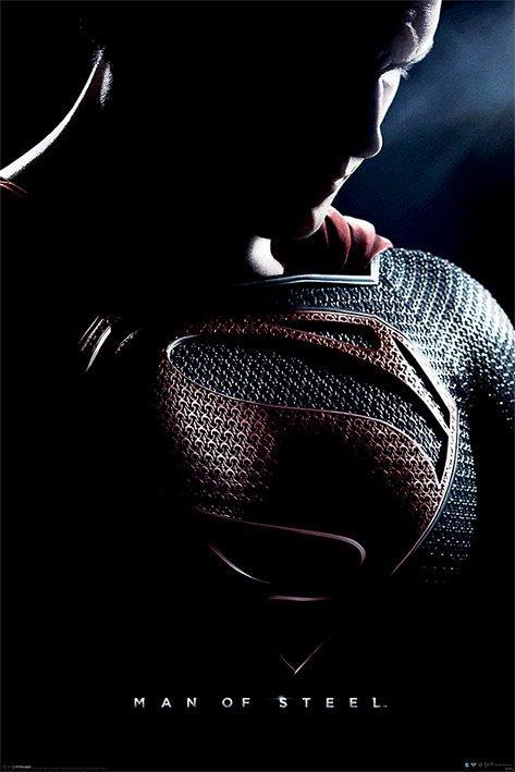Man of Steel - Collectable Movie Poster - egoamo.co.za