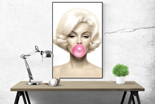 Marilyn Monroe - Bubblegum Poster - egoamo.co.za