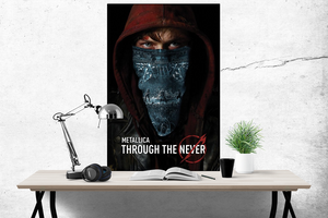 Metallica - Through the Never Poster - egoamo.co.za