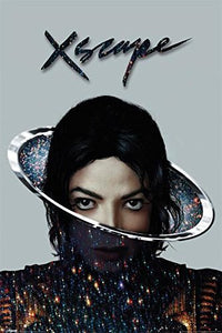 Michael Jackson - Xscape Album Poster - egoamo.co.za