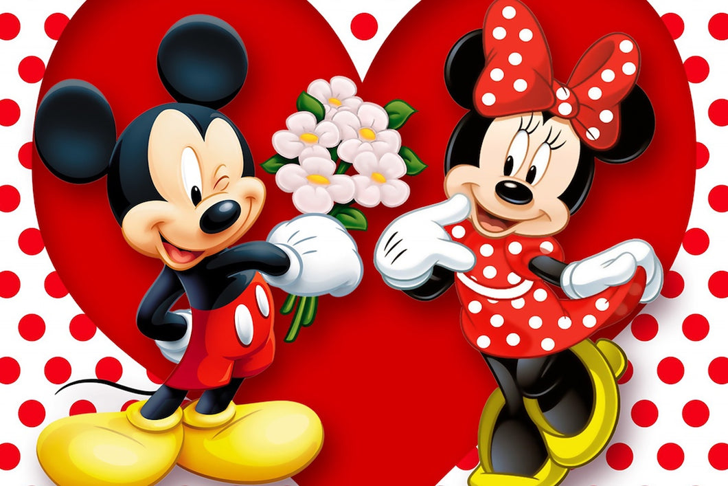 Disney's Mickey and Minnie Mouse - Poster - egoamo.co.za