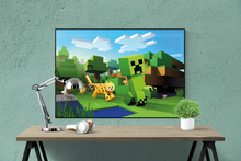 Minecraft - Ocelot Chase Gaming Poster - egoamo.co.za
