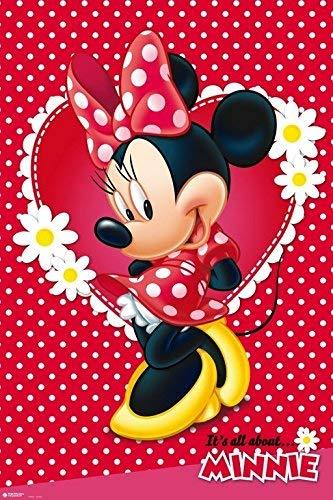 Minnie Mouse - Poster - egoamo.co.za