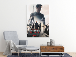 Mission: Impossible Fallout - Original Double Sided Cinema One Sheet Poster - egoamo.co.za
