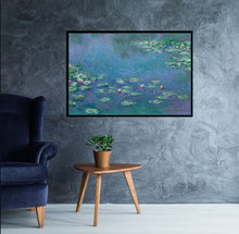 Claude Monet - Water lilies Poster - egoamo.co.za