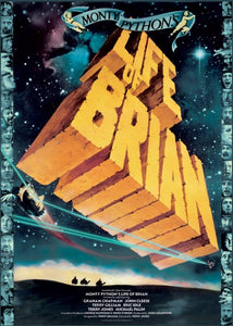 Monty Python's The Life of Brian - Collectable Movie Poster - egoamo.co.za
