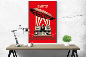 Led Zeppelin - Mothership Poster - egoamo.co.za