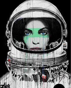 Loui Jover - New Order Art Print - egoamo.co.za