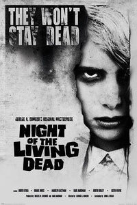 Night of the Living Dead Poster - egoamo.co.za