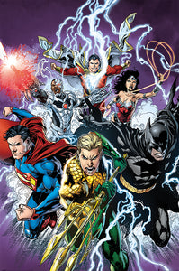 DC Comics - Justice League Strike! Poster - egoamo.co.za