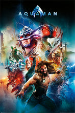 Aquaman - Battle of Atlantis Poster - egoamo.co.za