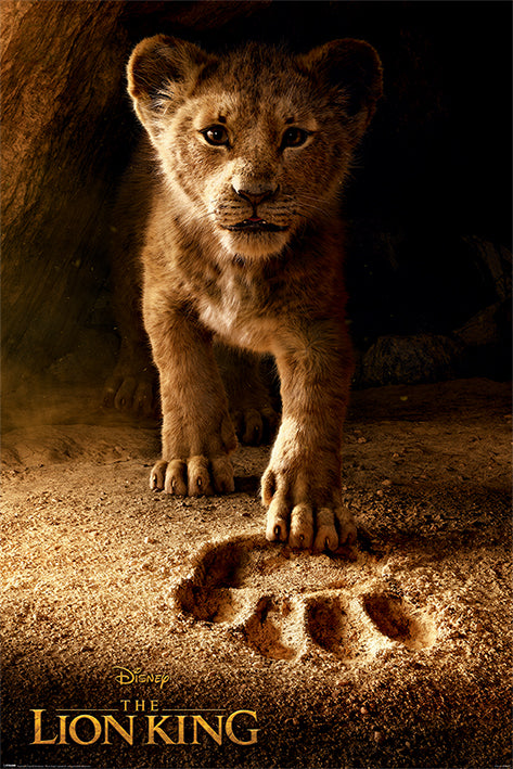 Disney's The Lion King Poster - egoamo.co.za
