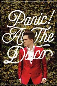 Panic At The Disco Poster - egoamo.co.za