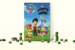 Paw Patrol - Team of Puppies - Poster - egoamo.co.za