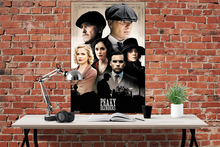 Peaky Blinders - The Shelby Clan Poster - egoamo.co.za