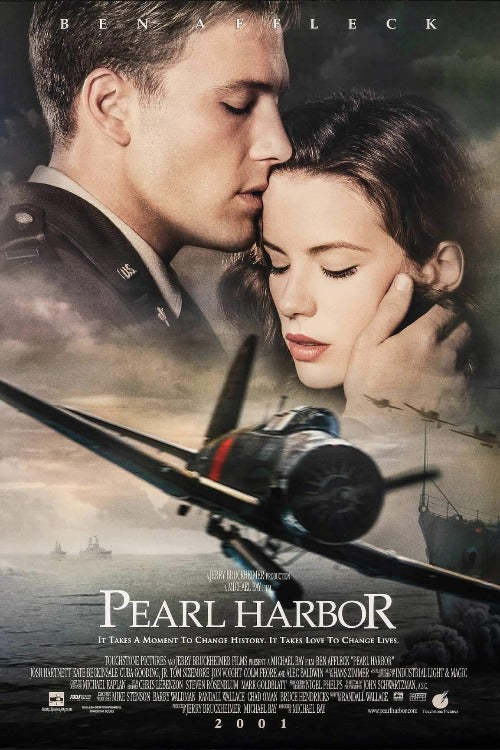 Pearl Harbor Movie Poster - egoamo posters