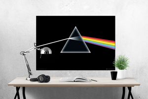 Pink Floyd - Dark Side of the Moon Poster - egoamo.co.za