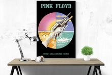 Pink Floyd - Wish you were here - Poster - egoamo.co.za