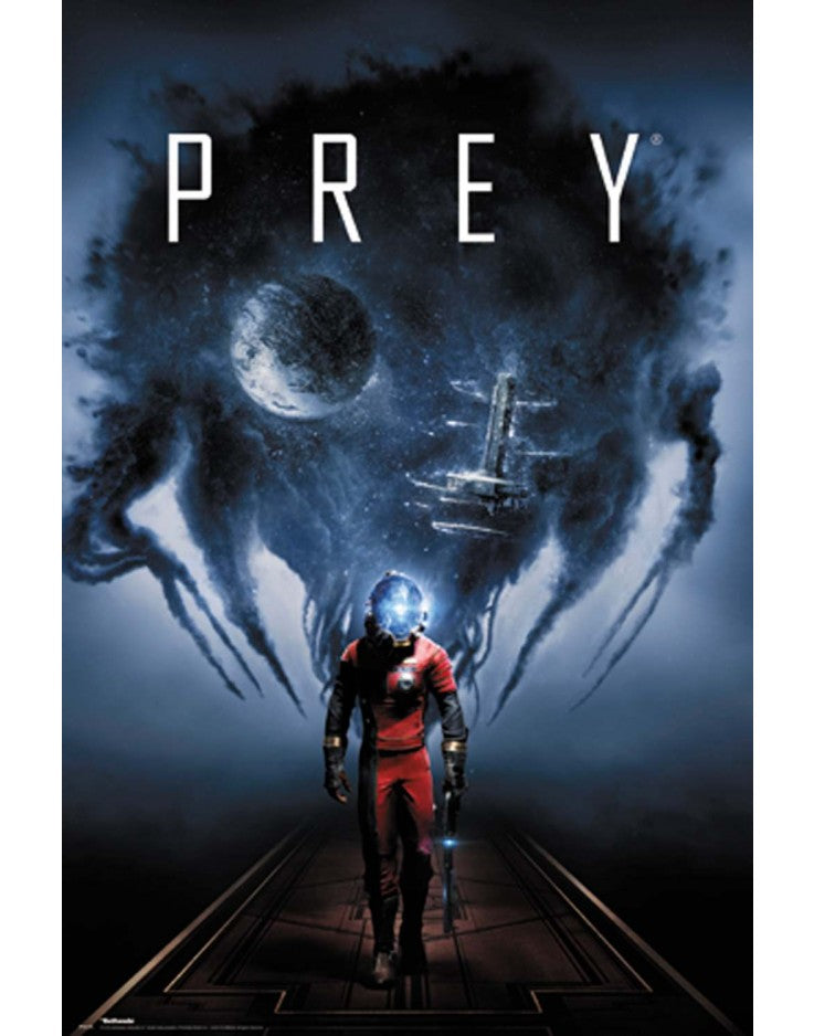 Prey - Poster - egoamo.co.za