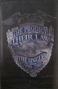 The Prodigy - Their Law - Giant Music Poster | egoamo.co.za